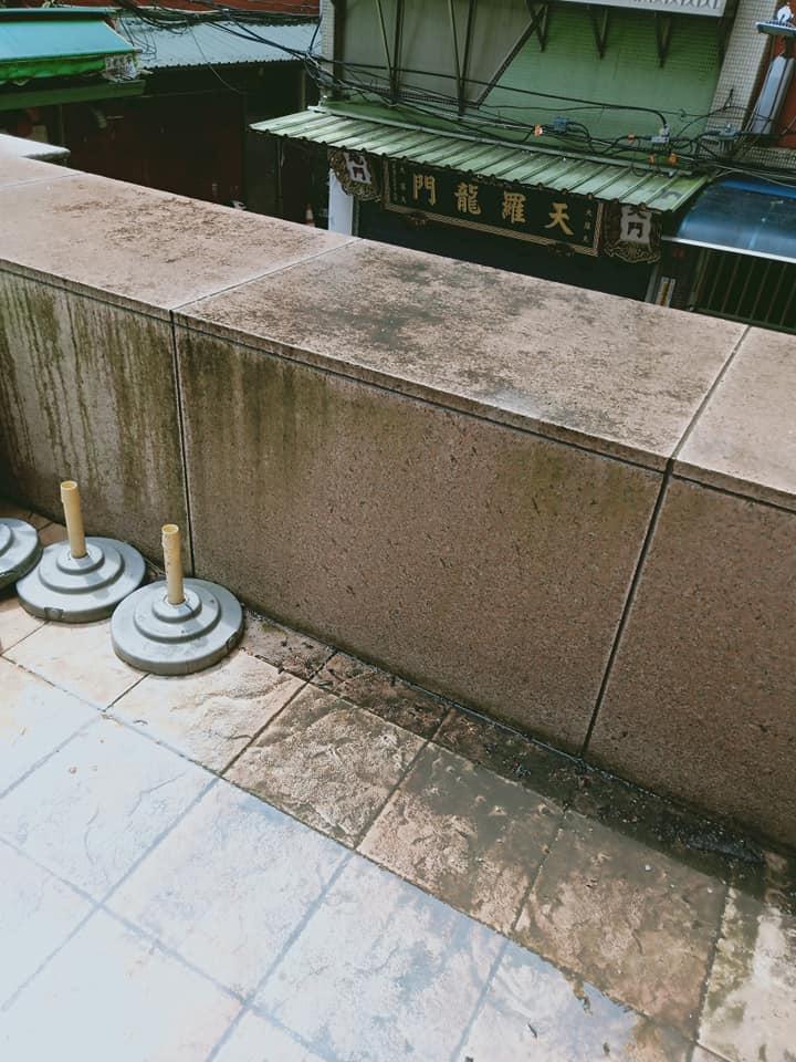 煌頂帝堡大樓外牆清洗