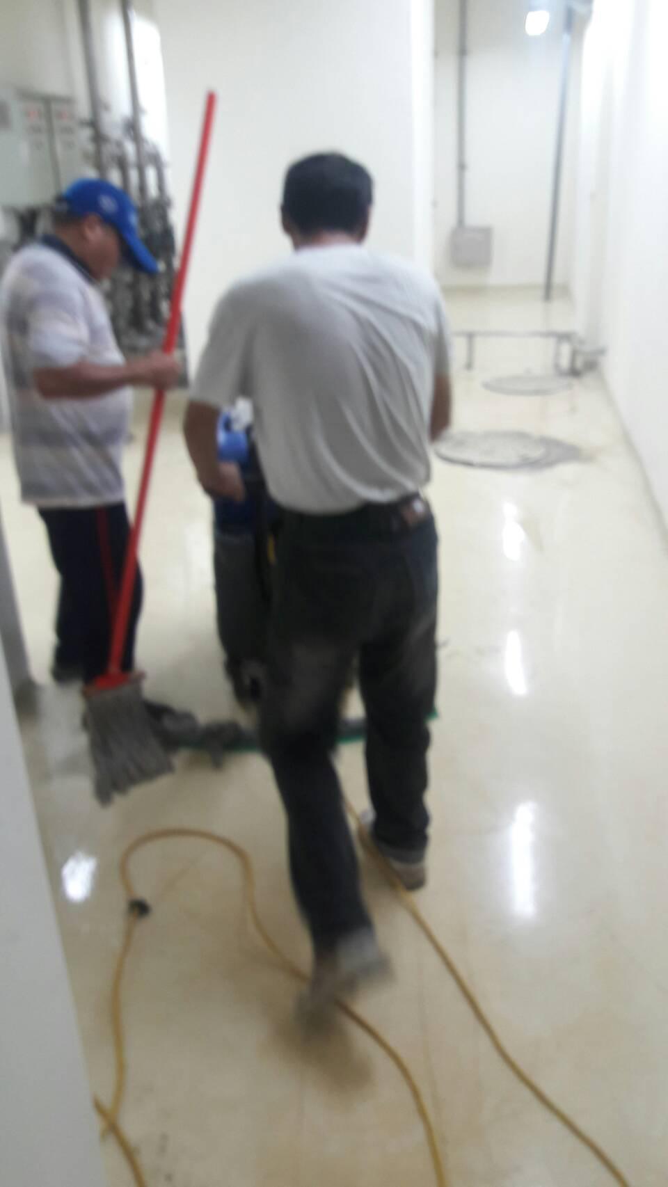 台北市地板清洗