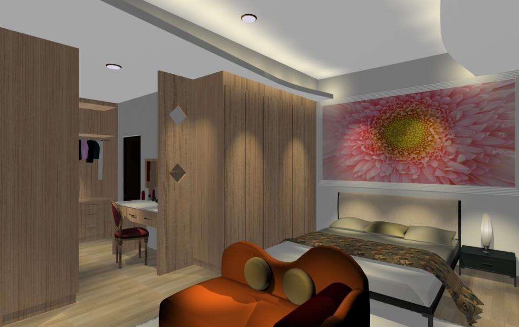設計案例-臥室系列