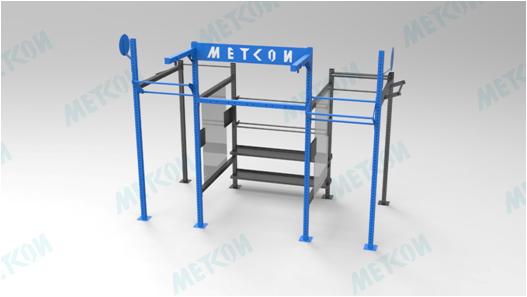 MK-綜合體能訓練架