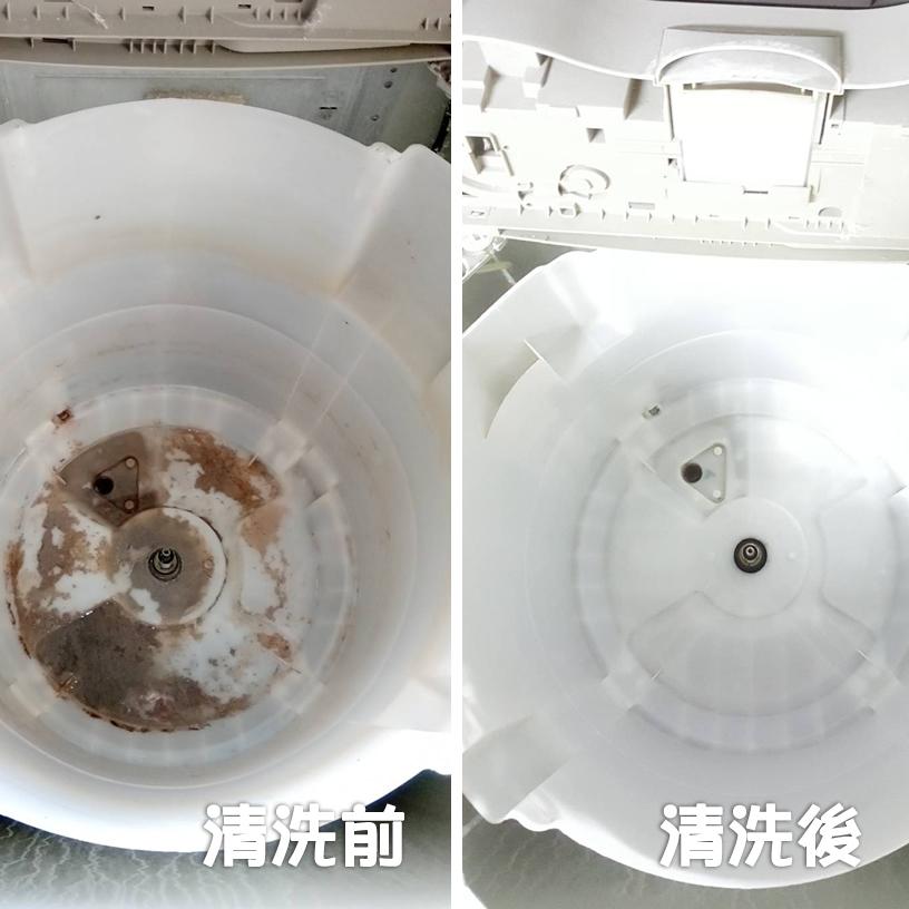 台中洗衣機清洗