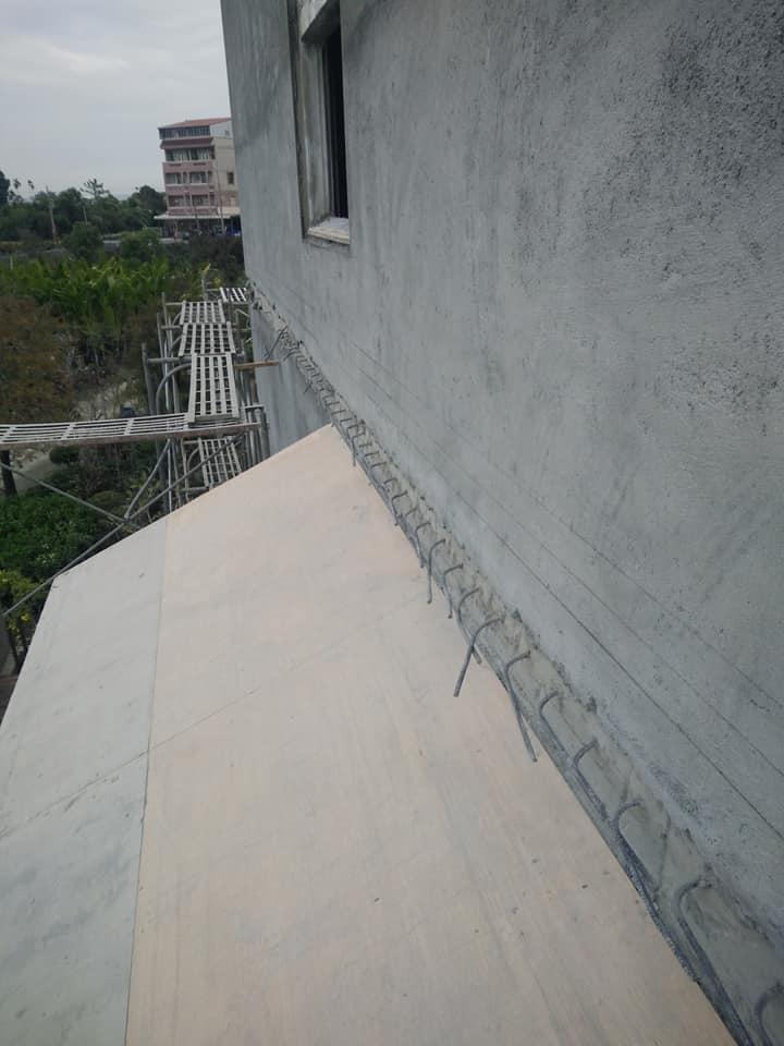 1061218彰化田尾牆面出鐵打除工程