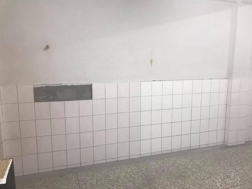 1070331彰化員林莒光路民宅壁面磁磚打除工程