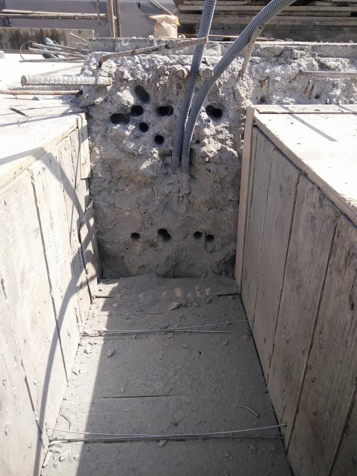 1061027彰化社頭-織襪工廠樑柱植筋追加工程