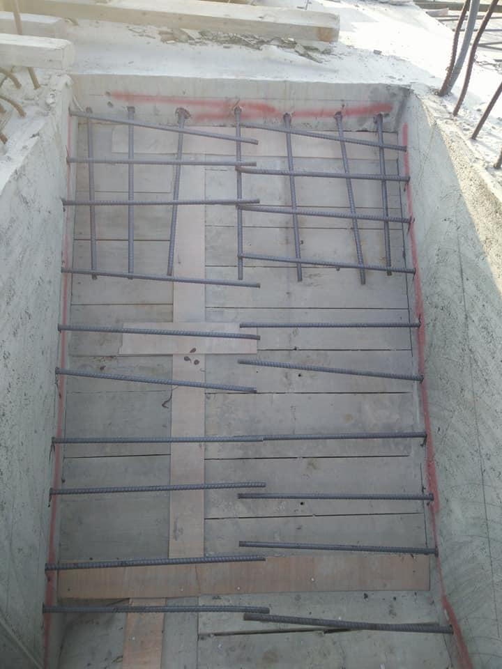 1061205彰化員林樓板&樓梯植筋工程