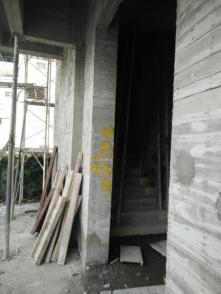 1061208彰化社頭格蕾絲毛巾工廠植筋工程