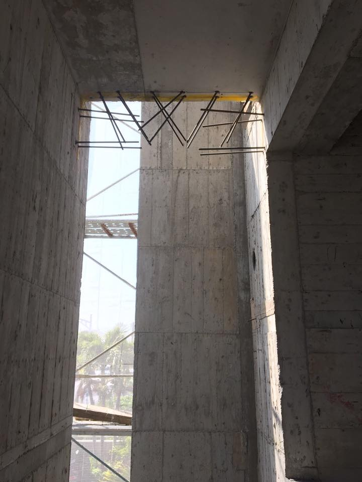 1070328彰化縣溪州公正街植筋工程
