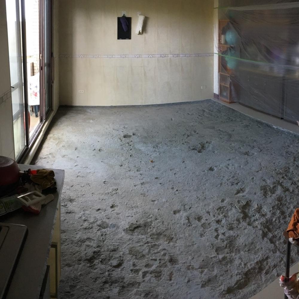 107-10月彰化埔心地板打除工程