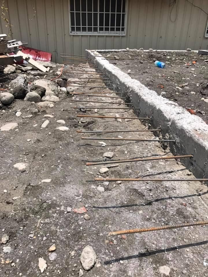 1071128彰化溪州植筋工程