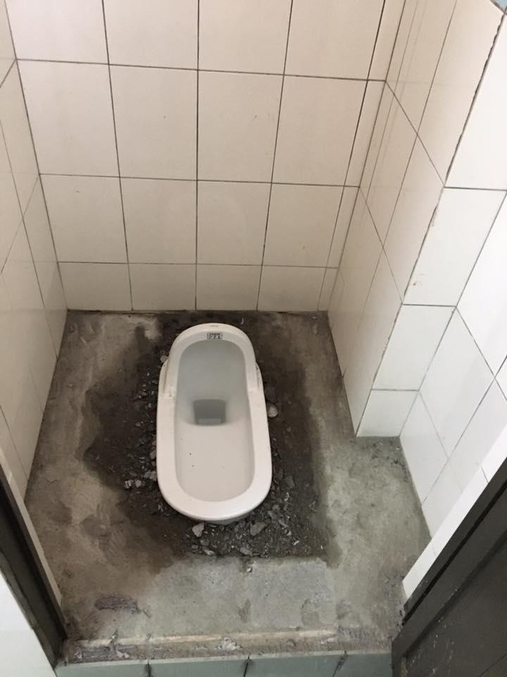 0218彰化員林廁所磁磚打除工程