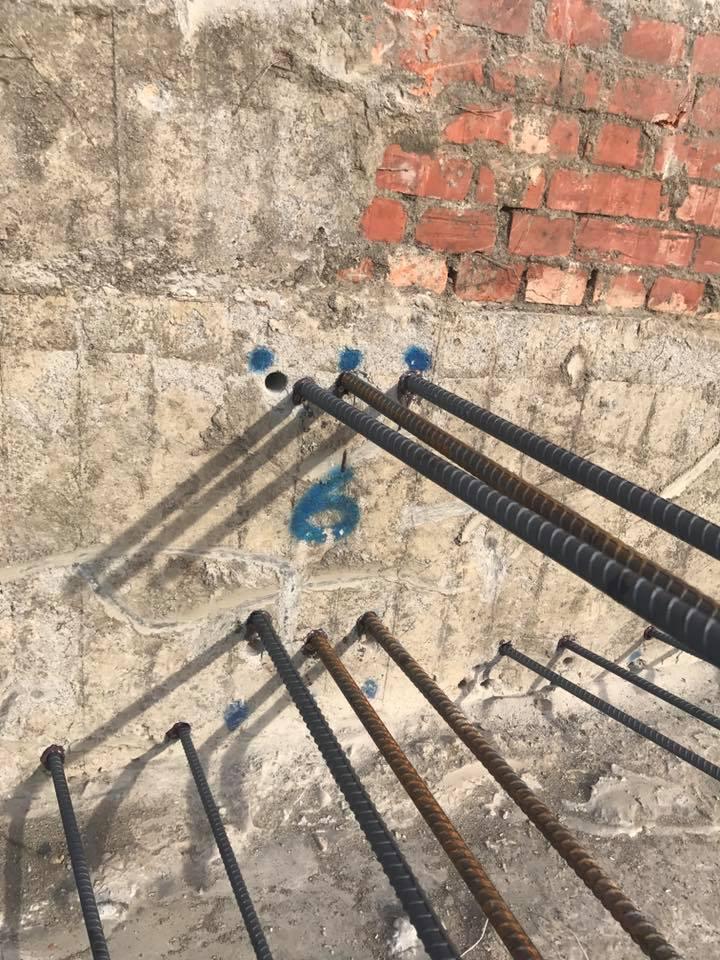 0221彰化鹿港植筋工程