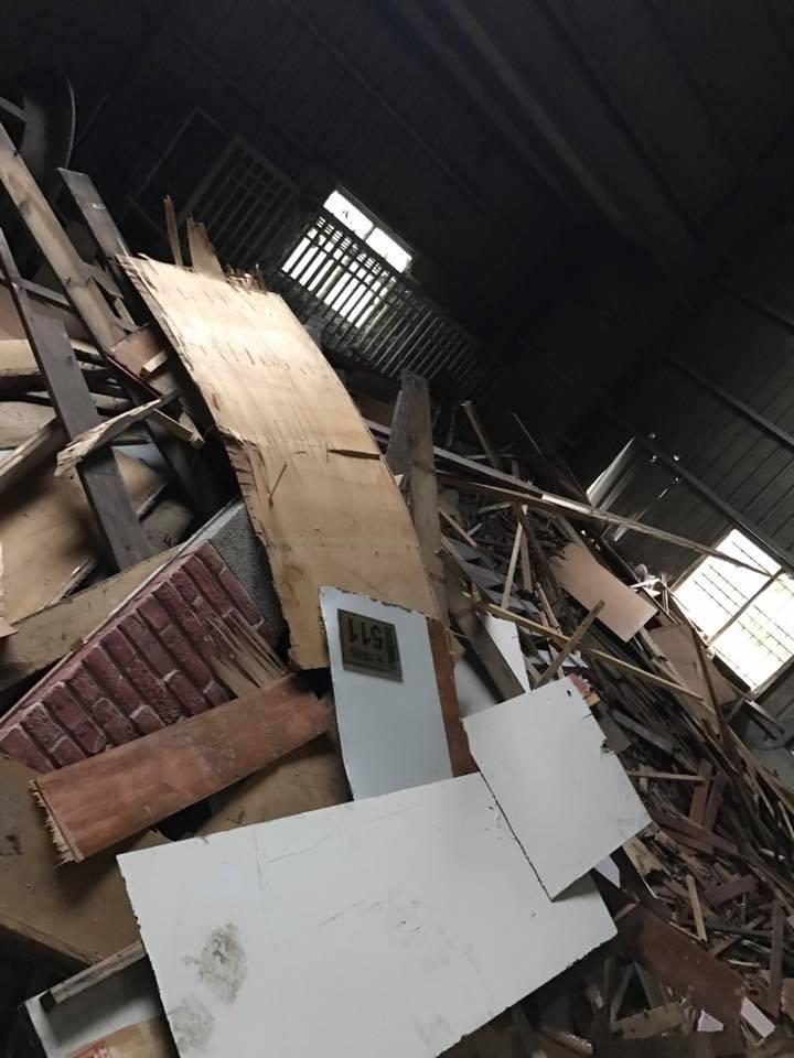 0223彰化飲料店店面裝潢拆除工程