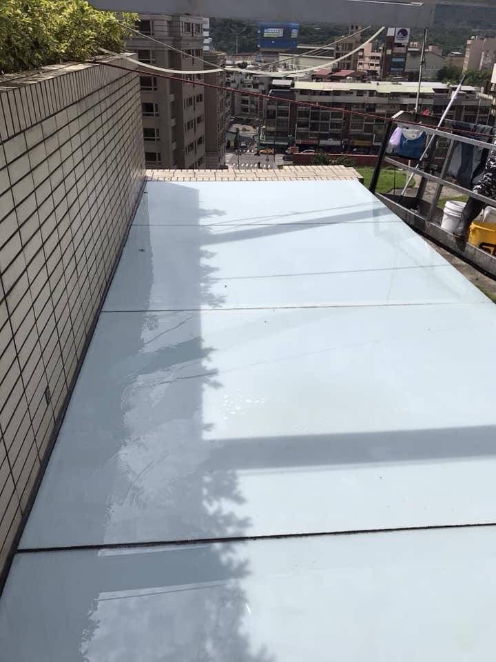 外牆粗清、白鐵除鏽