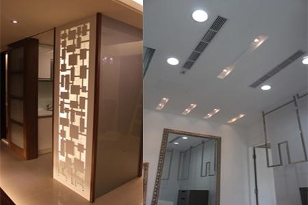 室內設計及施工