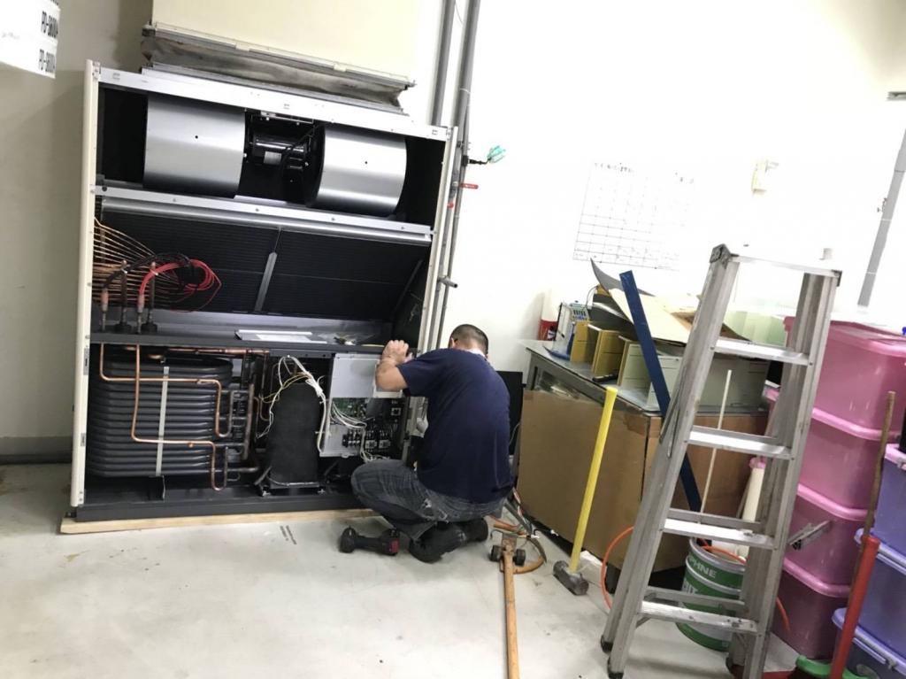 台中換壓縮機