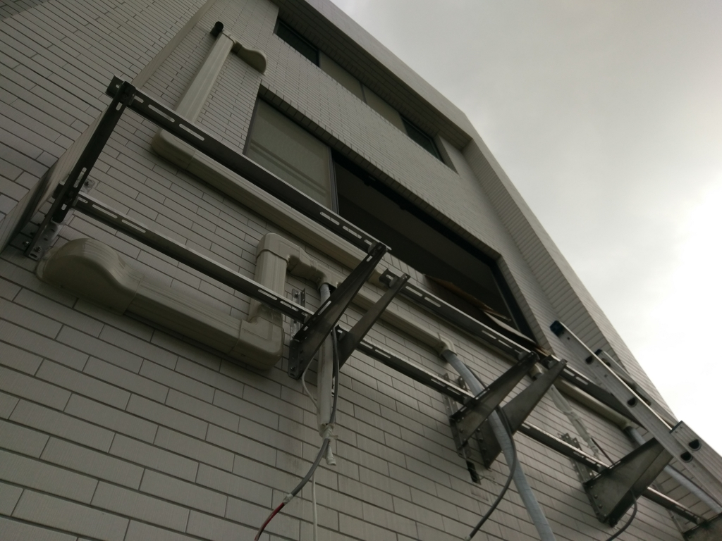 台中室外機銅管保護管槽