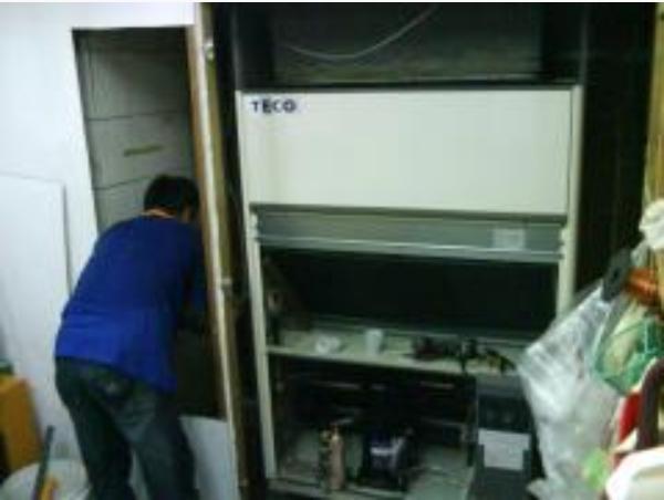 台中箱型冷氣清潔保養