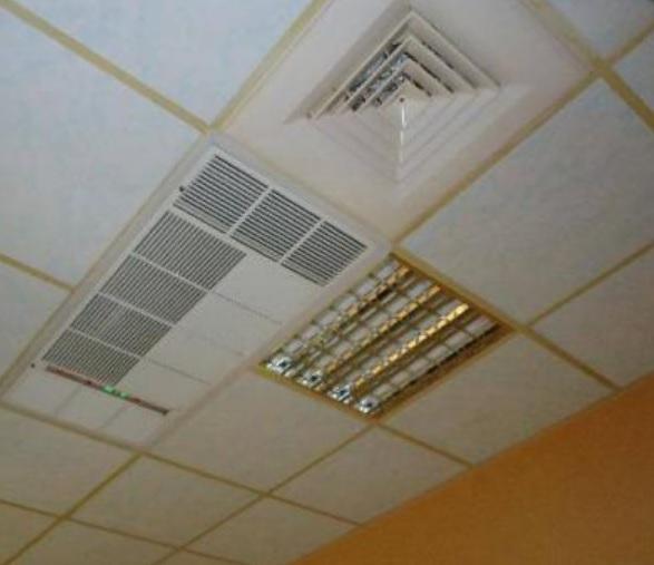Honey Air/Honeywell 天花板型 空氣清淨機