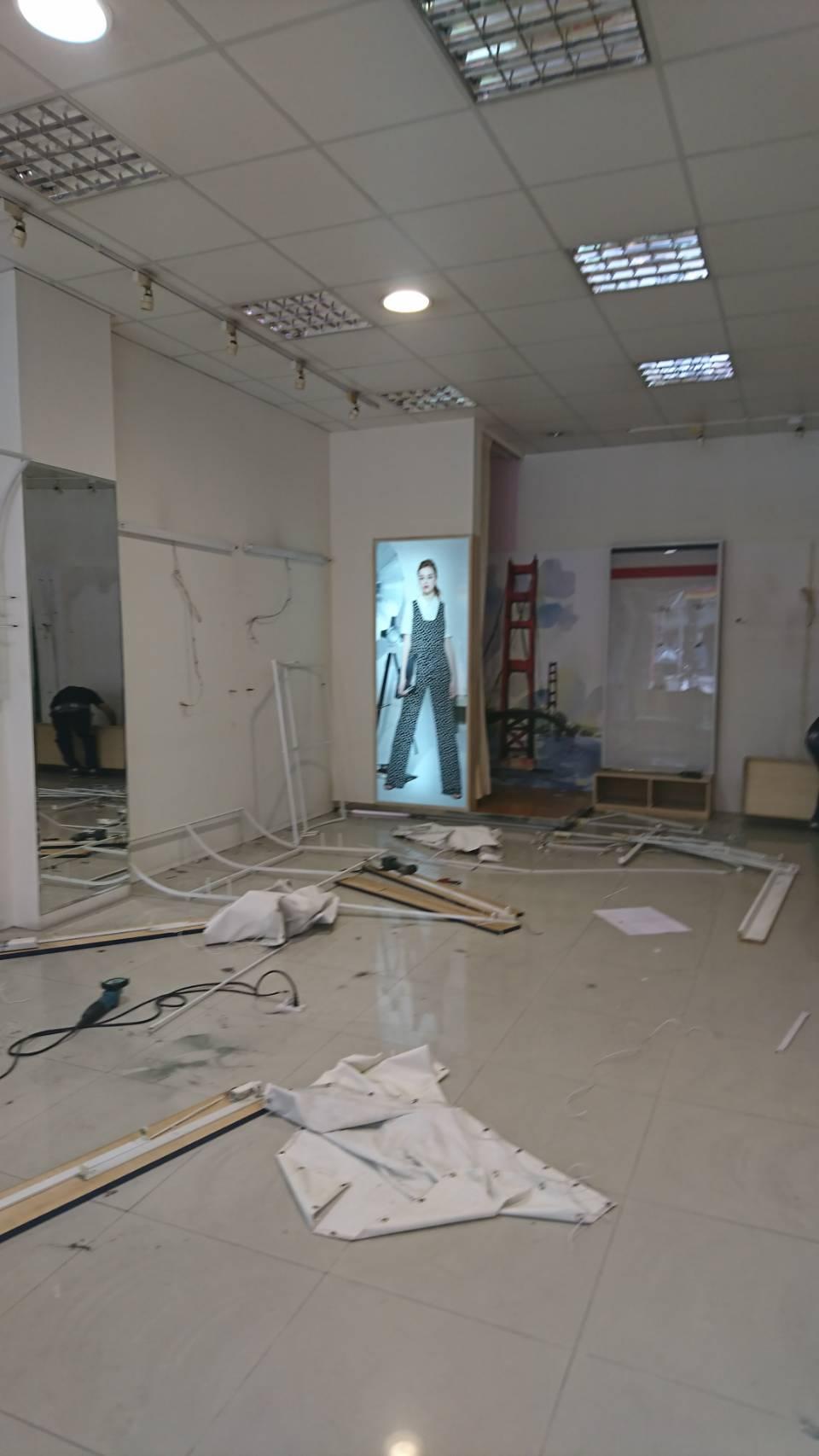 店面拆除工程2