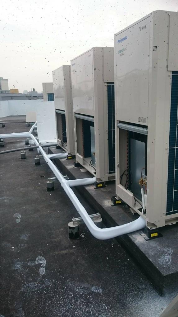 空調配管工程實績