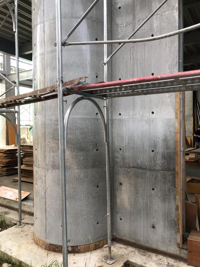 台南-咖啡豆烘培工廠-牆面